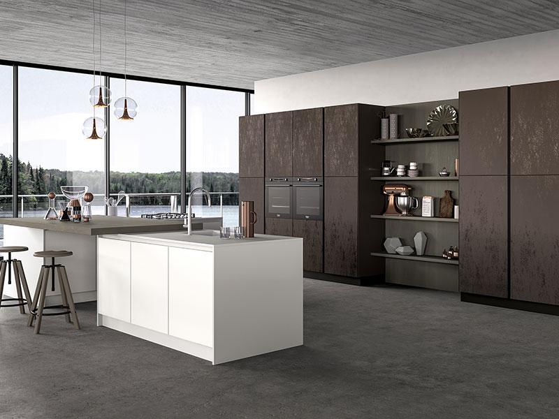 Fashion outlet cucine cucine di marchi prestigiosi a for Cucine outlet design